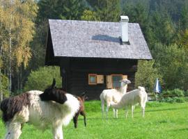 Hütte zum Verlieben