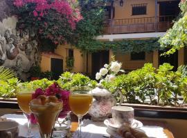 比库尼亚葡萄酒别墅精品酒店, Cafayate