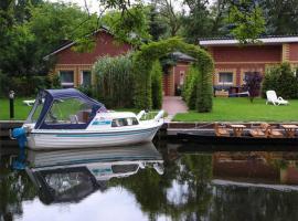 Ferienanlage am Havelkanal BRA 030