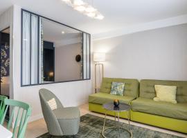 CADET Residence,位于巴黎的公寓