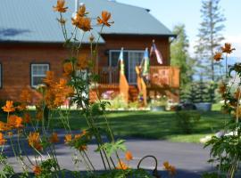 阿拉斯加湖露西尔食宿酒店
