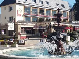 巴尼奥勒德康泰科特酒店