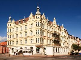 施特拉尔松德酒店