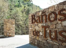 Balneario de Tus, Yeste