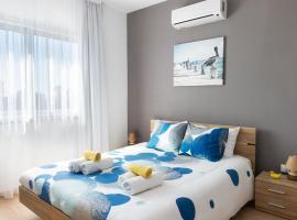 卵石海滩度假公寓