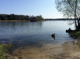 Häuschen am Waldrand,nähe Havel
