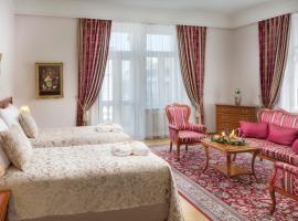 七天精品酒店,位于布拉格的酒店