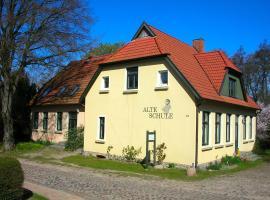 Alte Schule Mechelsdorf