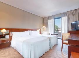 TRYP马德里阿拉梅达机场酒店,位于马德里的酒店