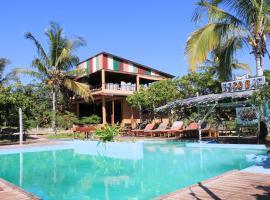 莫杉毕特汽车旅馆, Praia do Tofo