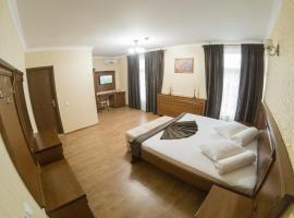 Hotel Elite, 德罗贝塔-塞维林堡