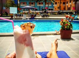 Mansea Beach Hotel And Resort