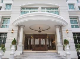 The Rose Residence, Bangkok,位于曼谷的酒店