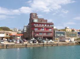 种子岛阿拉基酒店, 西之表市