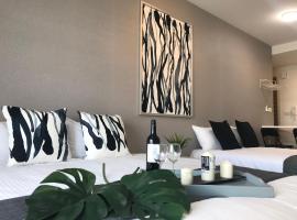 LSE @ 提加精品套房公寓,位于努沙再也公主港附近的酒店