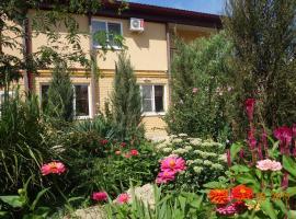 Guest house Raiskiy Ugolok, 皮里耶赛普