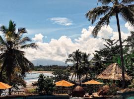 普里达桔马海滩生态度假酒店, 普卢坎