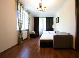 Apartment on Vrachebnyy 9