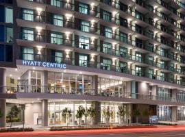 凯悦中心布里克尔迈阿密酒店, 迈阿密