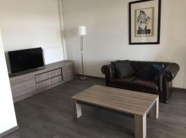 Nicely located, spacey (130 m2) and cosy apartment