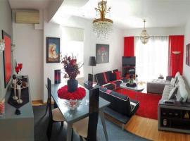 Thomas Art Luxury Suite