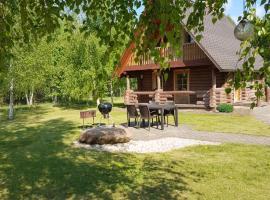 奥格斯金塔利度假屋, Salaspils