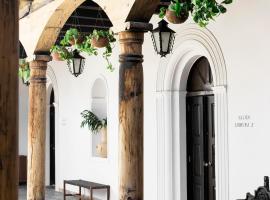 Sombra del Agua,位于圣克里斯托瓦尔-德拉斯卡萨斯的酒店
