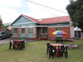Rugaju homestay Ntungamo