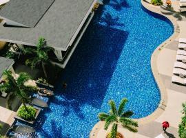 长滩岛新海岸萨沃伊酒店