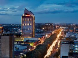 Hilton Garden Inn Lusaka Society Business Park, 卢萨卡