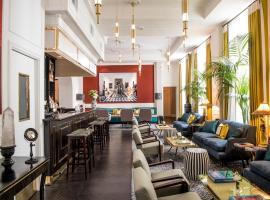 威龙酒店 - 世界小型豪华酒店