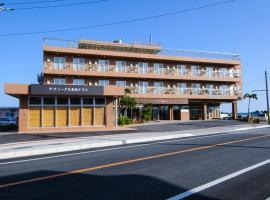 久米岛露台旅馆