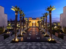 马拉喀什四季酒店