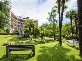 特尔提亚帕尔科公寓式酒店