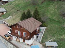 Einfamilienhaus Furrer Louis / Haus Waldesrand