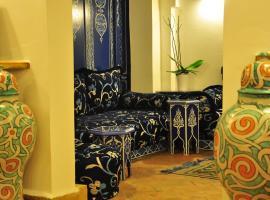 阿尔阿尔巴酒店, Asilah