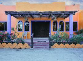 渔夫酒店, Los Barriles