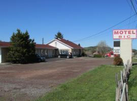 Motel du Bic