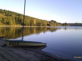 gite du heameaux du lac n°11, Royère-de-Vassivière (Vassivière Lake附近)
