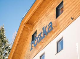 Hotel Rozka, 戈雷尼斯卡地区采尔克列