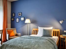 奥兰治别墅生态酒店,位于美因河畔法兰克福的酒店