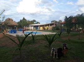 Pantanal ocelotnatur Camping em Nobres