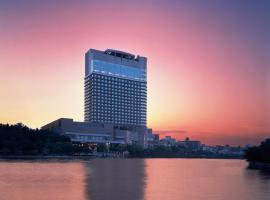 大阪帝国酒店,位于大阪的酒店