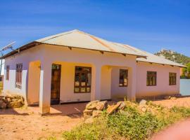 Lusajo House, Iringa