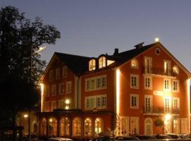 奥尔加的酒店