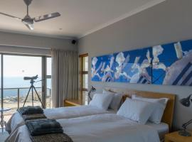Tranquil and Sophisticated Bantry Bay Art House