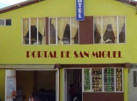 Portal de San Miguel
