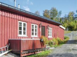 Two-Bedroom Holiday Home in Baroyvagen