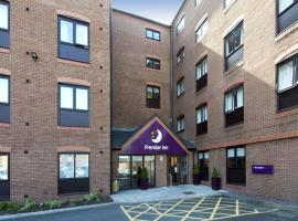 Premier Inn Birmingham City Centre Bridge Street