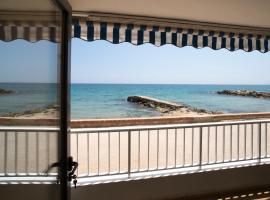 Villa García, calidad en primera linea de playa